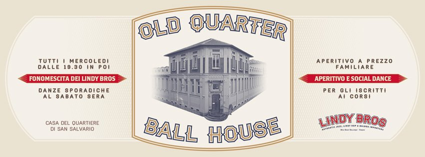 Old Quarter Ball House - Casa del Quartiere Torino