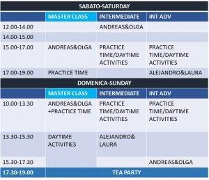 schedule ws balboa