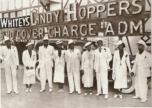 20 lindy hoppers delle origini